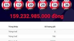 Tin mới vụ trúng xổ số 160 tỉ: Mua vé trước kỳ quay thưởng 11 ngày