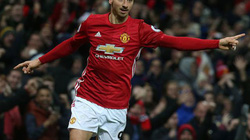 Clip Ibrahimovic toả sáng, M.U vùi dập Sunderland