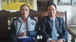 Ông Hàn Đức Long nhờ luật sư tố cáo việc bị bức cung, nhục hình