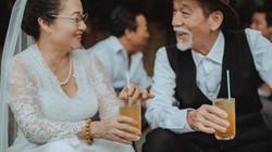 """Bộ ảnh đám cưới thời """"Ông bà anh"""" khiến cộng đồng mạng """"chao đảo"""""""