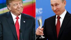 Bật mí kế hoạch vui chơi năm mới của Putin, Trump
