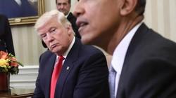 Obama mạnh tay trừng phạt Nga, đẩy Trump vào thế khó