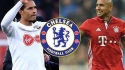 Top 10 ngôi sao có thể cập bến Chelsea vào tháng 1.2017