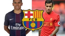 Top 10 ngôi sao có thể cập bến Barcelona vào tháng 1.2017