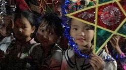 """Trung thu """"lạ"""" của trẻ em Hà Nhì"""