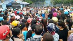 Thanh Hóa: 8.000 công nhân đình công trở lại làm việc vào ngày mai