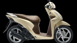 Cận cảnh Honda Vision 110cc màu mới giá 29,99 triệu đồng