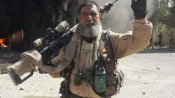 """Xạ thủ râu bạc """"hóa kiếp"""" 341 phiến quân IS tử trận trên chiến trường"""