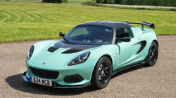 Nhãn xe thể thao Lotus về tay người Trung Quốc