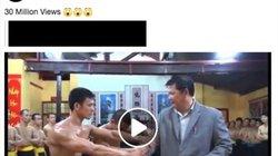 """""""Công phu truyền điện"""" của võ sư Huỳnh Tuấn Kiệt hút 30 triệu view"""