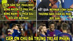 """HẬU TRƯỜNG (5.10): Sao Barca """"trừng trị"""" Neymar, Romario thách Ronaldo và Messi"""