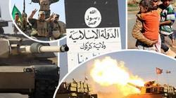 IS thua tan tác ở Hawija, sắp bị quét sạch khỏi Iraq