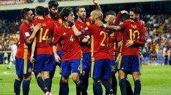 Kết quả vòng loại World Cup 2018 khu vực châu Âu (ngày 7.10): Tây Ban Nha giành vé sớm