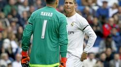 Ronaldo yêu cầu Real bán gấp Navas, mua thủ môn khác