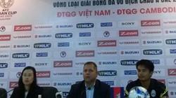"""HLV Vitorino: """"""""Messi Campuchia"""" hay hơn Xuân Trường, Công Phượng"""""""