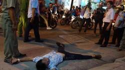 Nóng 24h qua: Tài xế la hét, nằm vật trên đường vì bị ông Hải xử lý