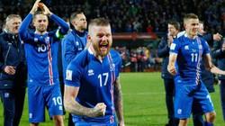 Giành vé dự World Cup 2018, Iceland lập kỳ tích chưa từng có
