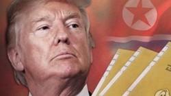 """Trump sắp có """"hoạt động đặc biệt"""" sát biên giới Triều Tiên?"""