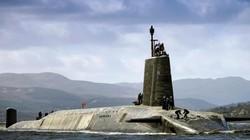 Bê bối tình ái trên tàu ngầm hạt nhân chấn động Hải quân Anh