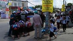 Bể đường ống dẫn khí, hàng trăm người phải nhập viện và sơ tán
