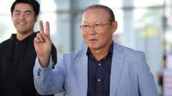 HLV Park Hang-seo nói gì trong ngày đầu tiên đến Việt Nam?