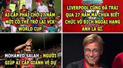 HẬU TRƯỜNG (10.10): Klopp tự tin giúp Liverpool vô địch Premier League