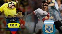 Lịch thi đấu vòng loại World Cup 2018 khu vực Nam Mỹ (ngày 11.10)