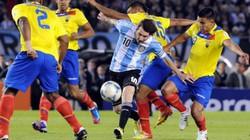 Kết quả vòng loại World Cup 2018 khu vực Nam Mỹ (ngày 11.10)