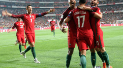 Clip: Hạ đối thủ trực tiếp, Bồ Đào Nha giành vé dự World Cup 2018