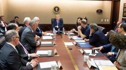 Ông Donald Trump triệu tập tướng lĩnh họp bàn về Triều Tiên
