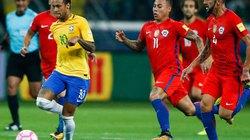 """Thảm bại trước Brazil, Chile gây """"sốc toàn tập"""""""