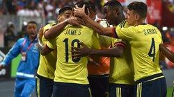 Danh sách các đội tuyển Nam Mỹ, CONCACAF giành vé dự World Cup