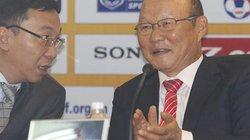 Kế hoạch táo bạo của HLV Park Hang-seo cùng ĐT Việt Nam