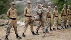 """Khủng bố IS xếp hàng dài để cấp trên đá mạnh vào """"chỗ hiểm"""""""