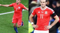 """Đội hình những ngôi sao """"lỡ hẹn"""" với World Cup 2018"""