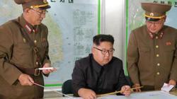 """Triều Tiên dọa dùng """"mưa lửa"""" để đáp trả ông Trump"""