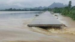 Hà Nội: Vỡ đê sông Bùi 2, hàng trăm nhà dân chìm trong biển nước
