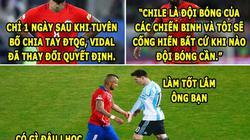 HẬU TRƯỜNG (14.10): Vidal học đòi Messi, Falcao dàn xếp tỷ số