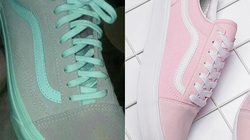 Dân mạng tranh cãi nảy lửa chiếc giày trắng hồng hay xanh xám?