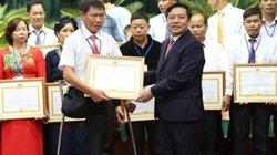 Tôn vinh 87 Nông dân xuất sắc: Vị thế về xây dựng, bảo vệ Tổ quốc