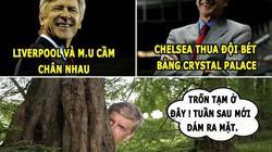 """HẬU TRƯỜNG (15.10): HLV Mourinho là """"đồ lừa đảo"""", Wenger trốn trong rừng"""