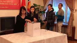 Người Việt tại Mông Cổ ủng hộ đồng bào bị thiệt hại thiên tai