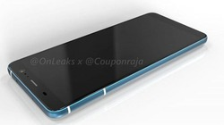 HTC U11 Plus lộ diện với mặt sau đánh bóng, ra mắt 2/11 tới