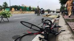 Xe đạp đua gãy rụng trên đại lộ, một người tử vong