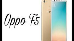 Không chỉ 1 mà Oppo F5 sẽ có tới 3 phiên bản