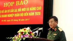 Việt Nam sẽ có tập đoàn công nghiệp quốc phòng vươn tầm ra thế giới