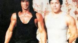 Sao võ thuật Hong Kong là bạn Lý Tiểu Long và sư phụ của Sylvester Stallone