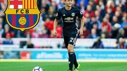 """Barca ấn định thời gian """"cướp"""" Ander Herrera khỏi tay M.U"""