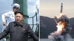 Triều Tiên đóng tàu ngầm hạt nhân lớn chưa từng có, Mỹ lạnh gáy