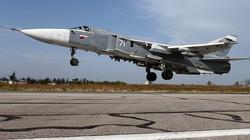 Điểm mặt 10 máy bay quân sự Nga ở Syria khiến IS khiếp sợ